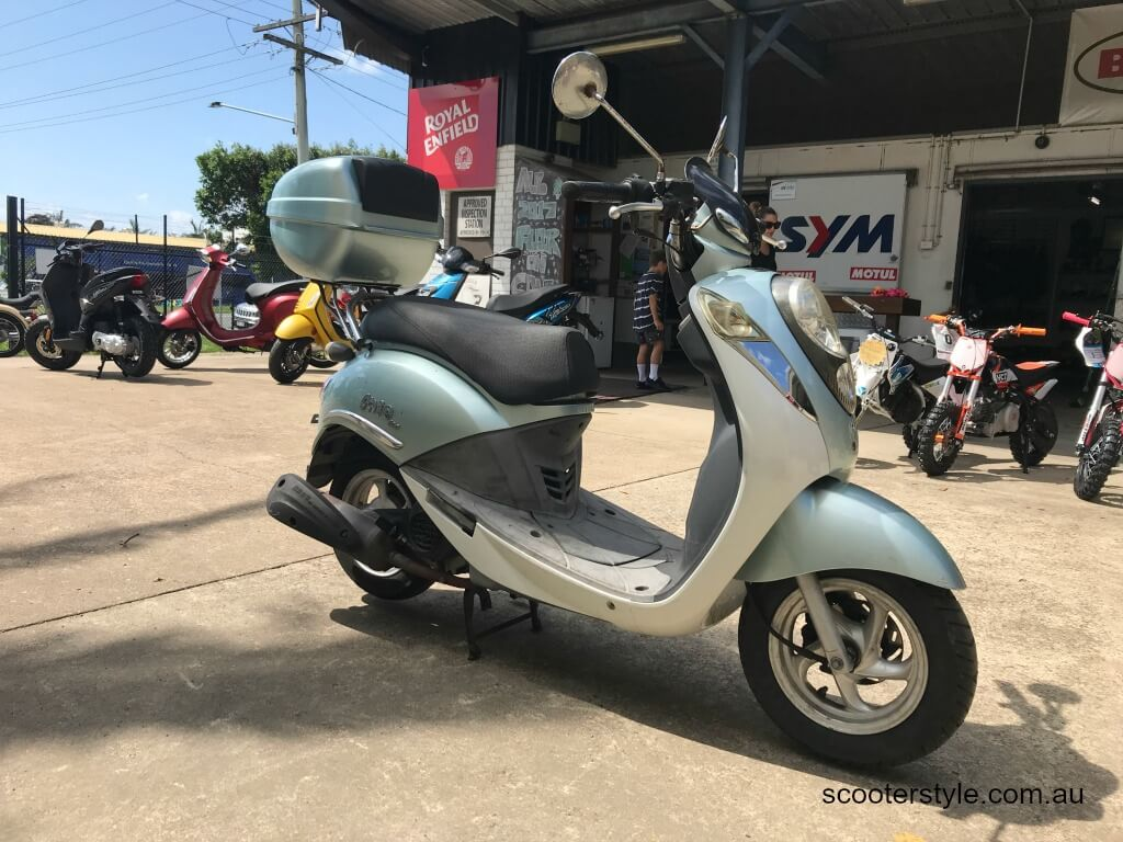 Used SYM Mio 100 Scooter - $1,290 Rideaway
