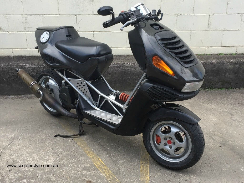 Used Italjet Dragster 180cc Scooter - $3,490 Rideway