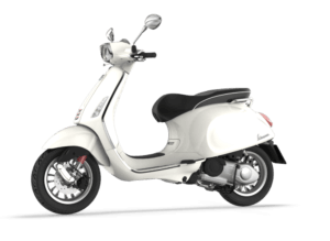 Vespa Sprint 150 iGet ABS White