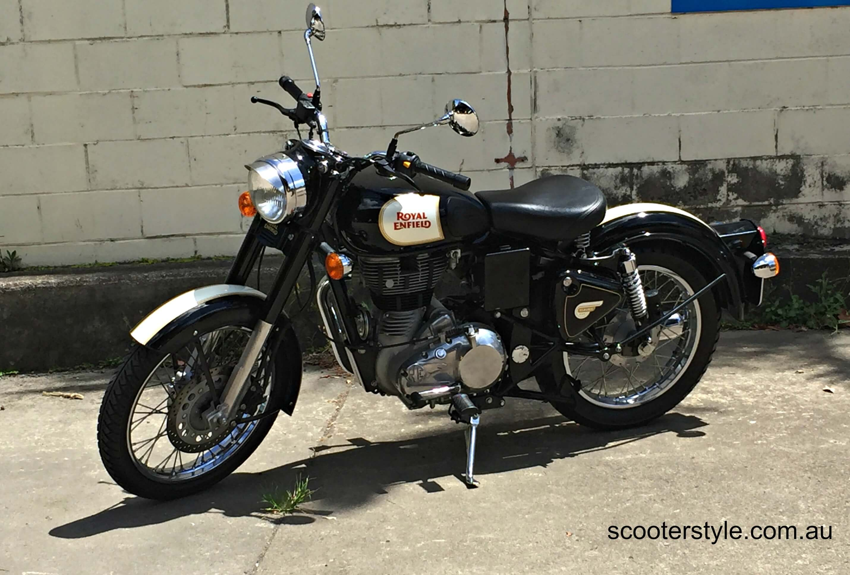 Used Royal Enfield Classic 350 $4,990 Rideaway