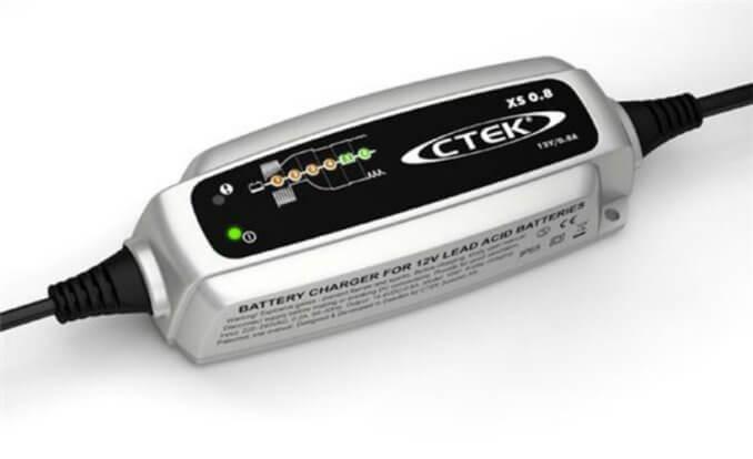CTEK Battery Charger XS 800 12V 800MA