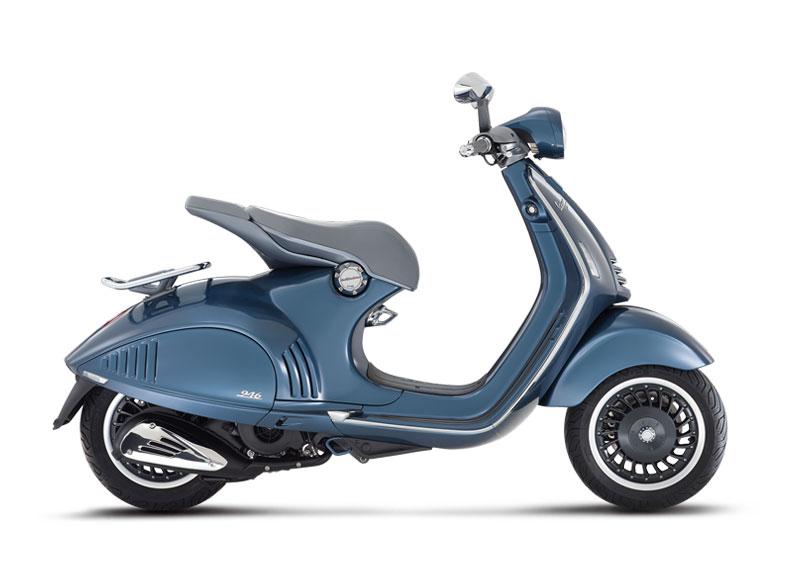 Vespa 946 Bellissima - Blu Midnight