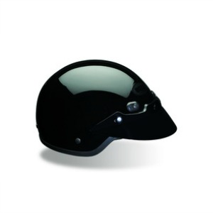 BELL Shorty Helmet Gloss Black