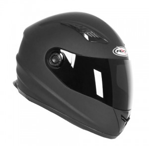 RXT A503 Viper Fibreglass Road Helmet Matte Black