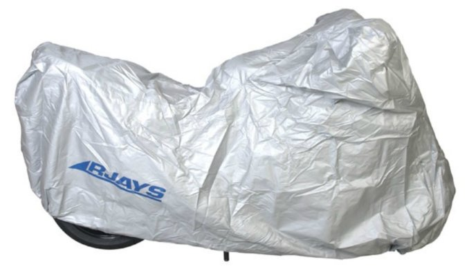 RJays Water Resistant Motorcycle Scooter Cover