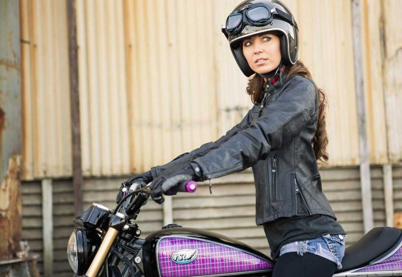 RSD Roland Sands Design Maven Ladies Jacket
