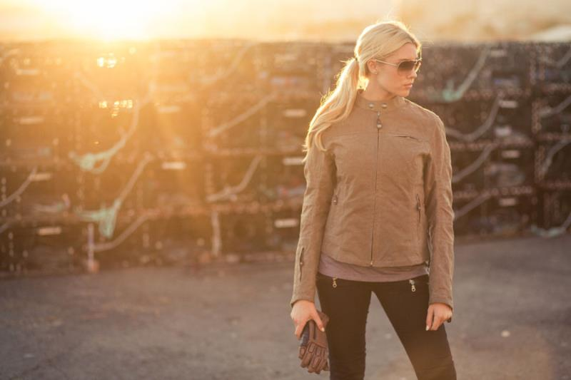 RSD Roland Sands Design Vada Ladies Textile Jacket