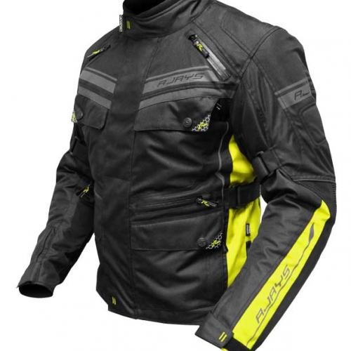 RJays Voyager IV Jacket Mens - Yellow