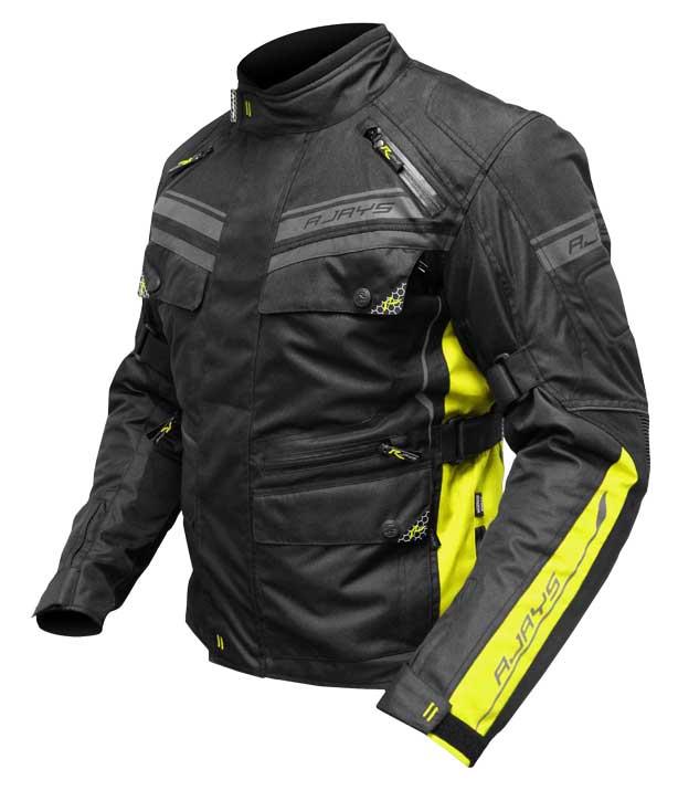 RJays Voyager IV Jacket Mens - Yellow