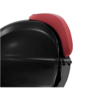 Top Box Back Rest Vespa Primavera Red