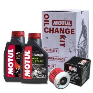 MOTUL RACE OIL CHANGE KIT HONDA CRF250/450 04-17