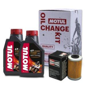 Motul Race Oil Change Kit KTM 250SX-F KTM 450SX-F
