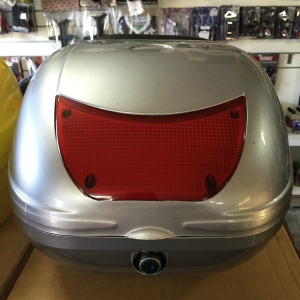 Top Box Piaggio Zip Silver