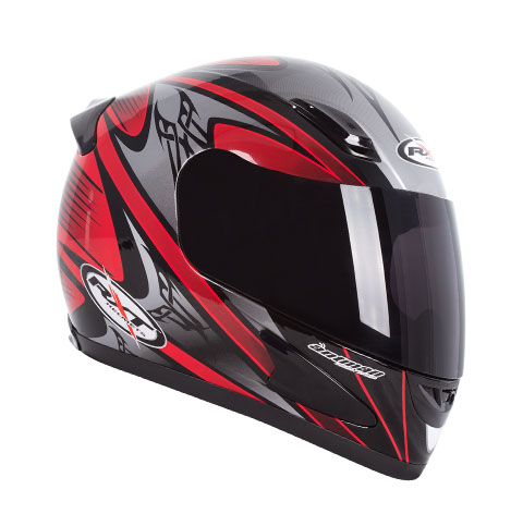 RXT A705 Sabre Road Helmet Red