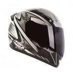 RXT A705 Sabre Road Helmet Silver