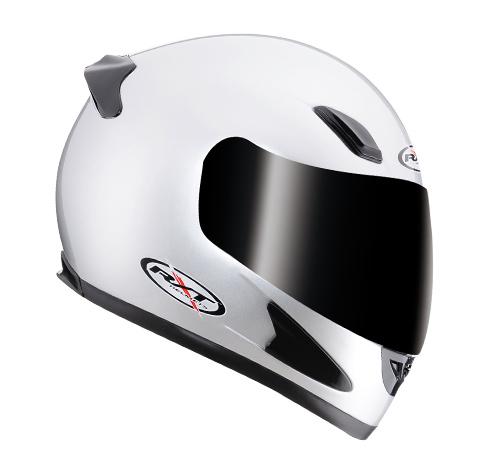 RXT A705 Sprint Road Helmet Silver
