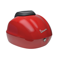 Top Box Vespa Primavera Vespa Sprint Rosso Dragon