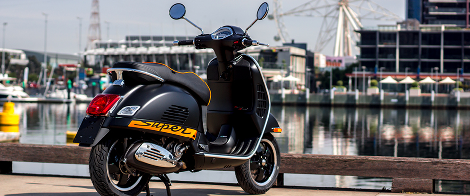 Vespa GTS 300 Super Sport FL