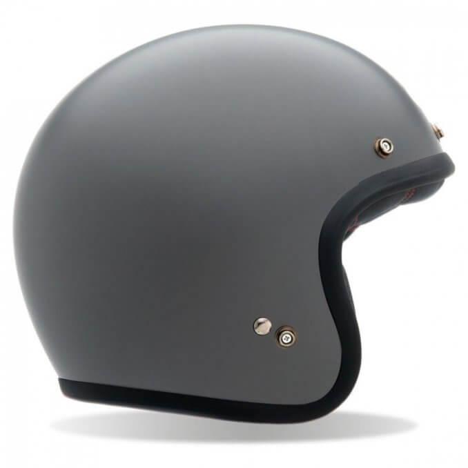BELL Custom 500 Helmet Grey Primer
