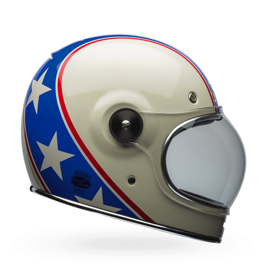 BELL Bullitt Helmet Chemical Candy Blue White