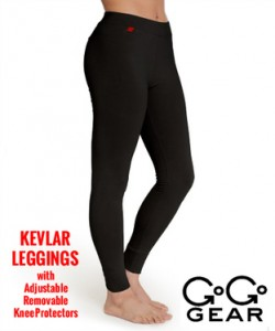 GoGo Gear Kevlar leggings Womens 4