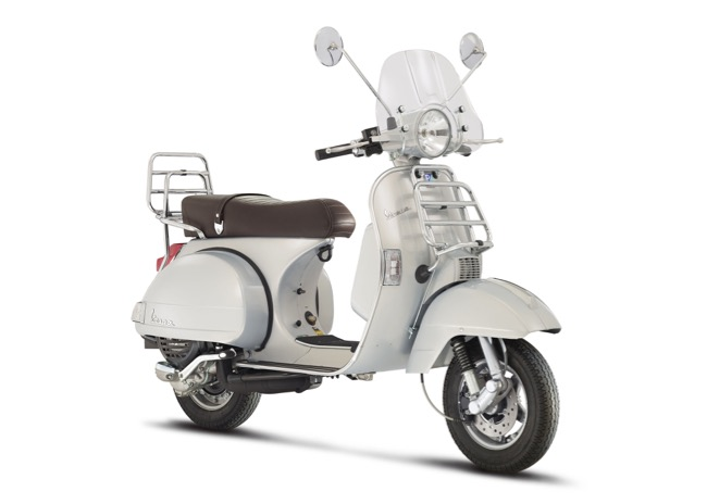 introducing the limited edition vespa px 150 touring. Black Bedroom Furniture Sets. Home Design Ideas