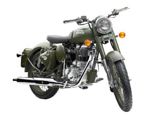 Royal Enfield BattleGreen-slant_front-600x463