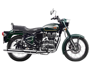 Royal Enfield Bullett 500 Green