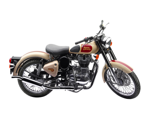 Royal Enfield Classic 500 Tan