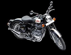 Royal Enfield Classic500-slant_front-black-600x463