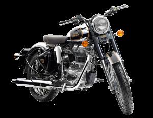 Royal Enfield ClassicChrome-slant_front-black-600x463