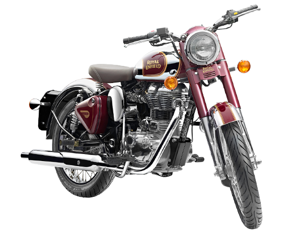 Royal Enfield Classic 500 Chrome EFI