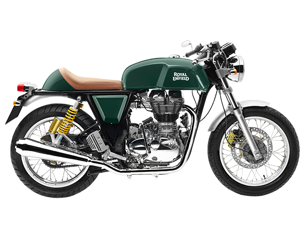 Royal Enfield Continental GT EFI Green
