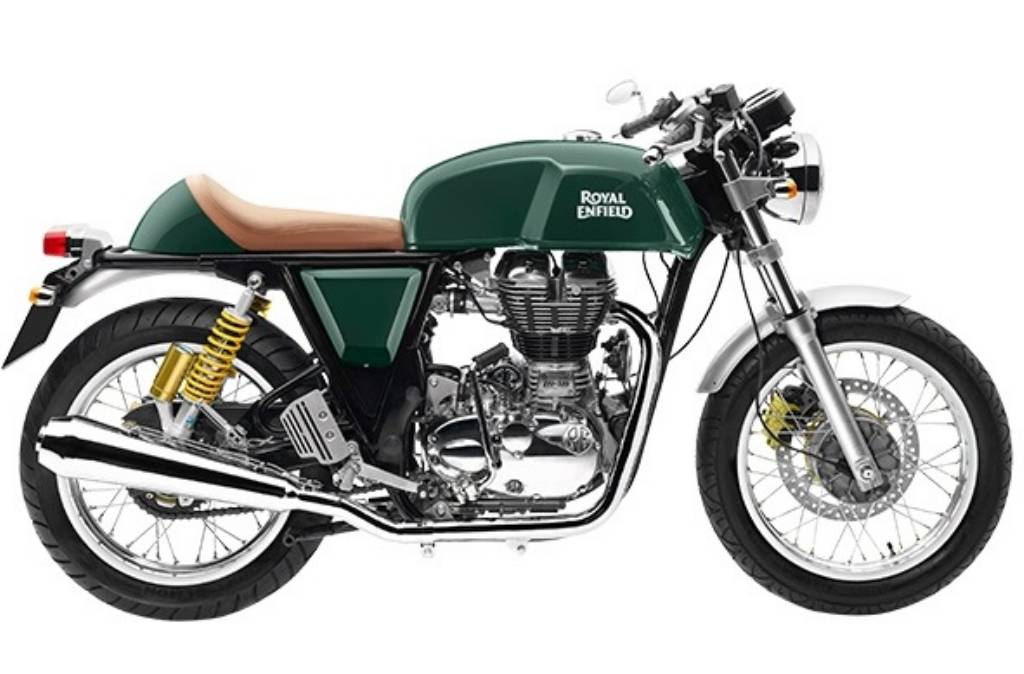 Royal Enfield Continental GT EFI