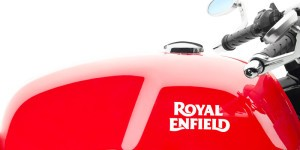 Royal Enfield GT Red