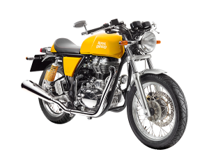 Royal Enfield GT-slant_front-yellow-600x463