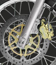 Royal Enfield continentalgt_brakes