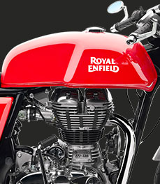 Royal Enfield continentalgt_fueltank