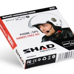 Bluetooth Intercom - SHAD Hands Free Kit BC01