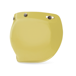 BELL Custom 500 Bubble Shield Yellow
