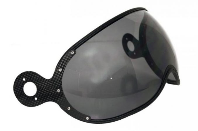 MOMO Visor Dark Tint Shield
