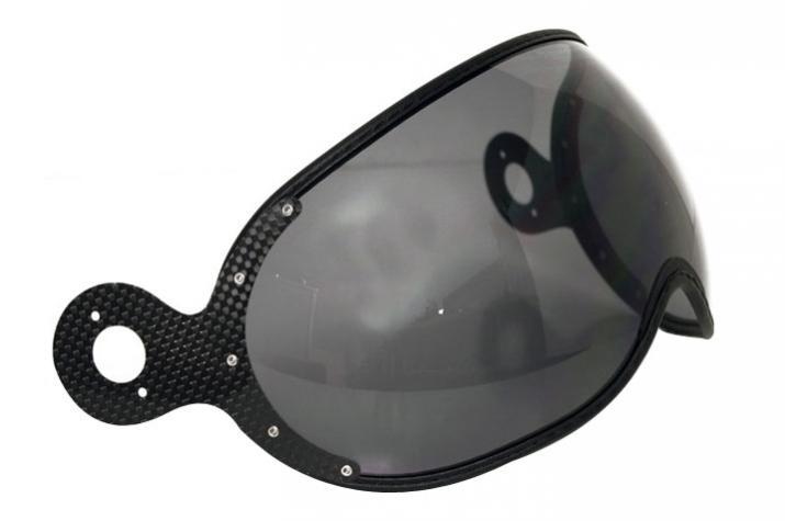 MOMO Visor Dark Tint Shield