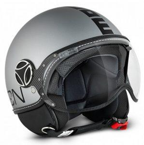 Momo FGTR Helmet Aluminum Frost
