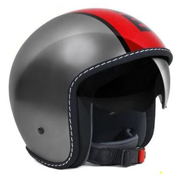 MOMO Blade Gloss Metal Red Helmet