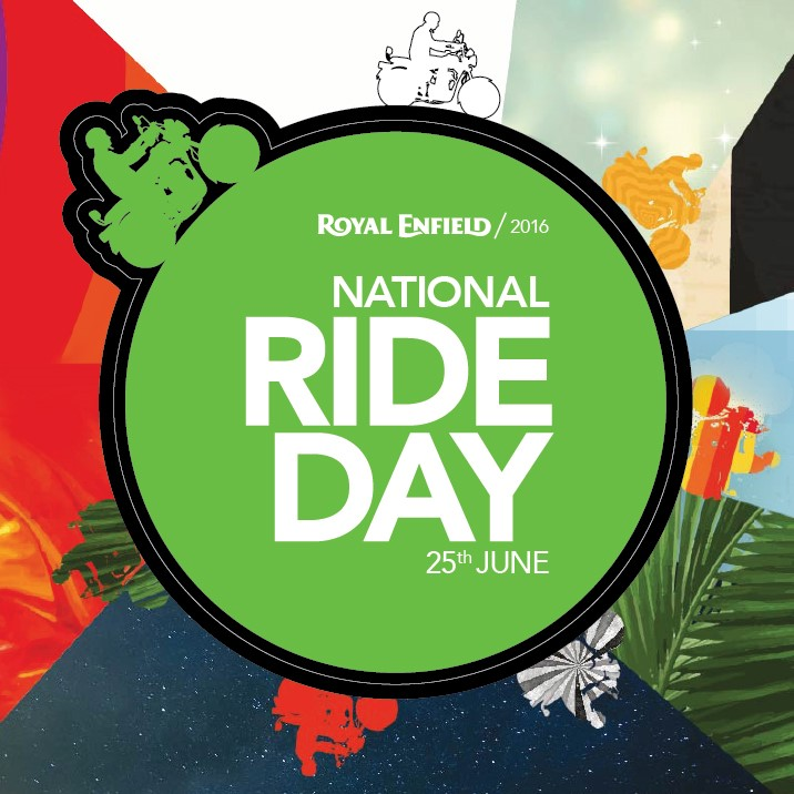 Royal Enfield 2016 National Ride Day