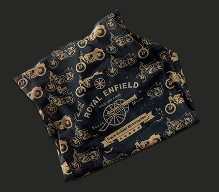 Royal Enfield Buff Original Black