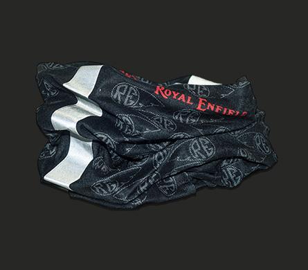 Royal Enfield Buff Reflective Black