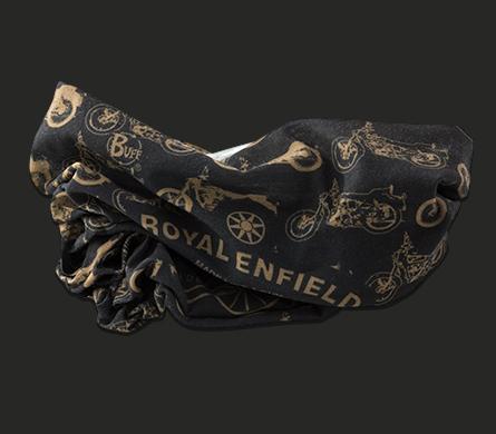 Royal Enfield Buff Original Black