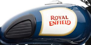 Royal Enfield Classic 350 Lagoon Blue
