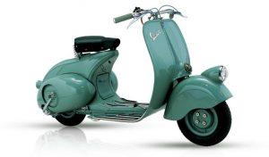 Vespa 1946 to 1950